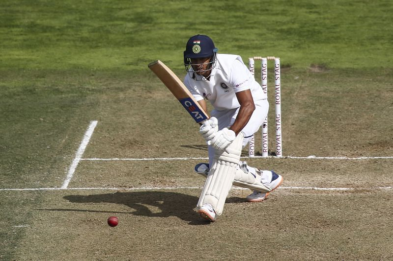 Mayank Agarwal failed to impress in the 1st Test