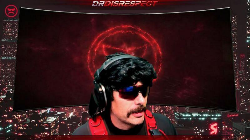 Image via Dr Disrespect/YouTube
