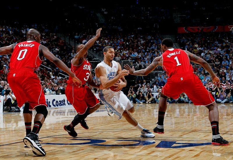 ACC Basketball Tournament - North Carolina State v North Carolina