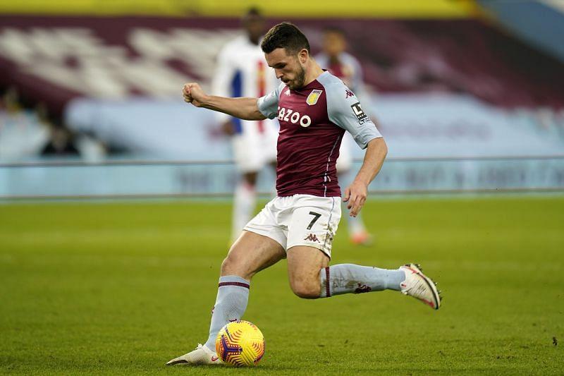 John McGinn has been in impressive form for Aston Villa