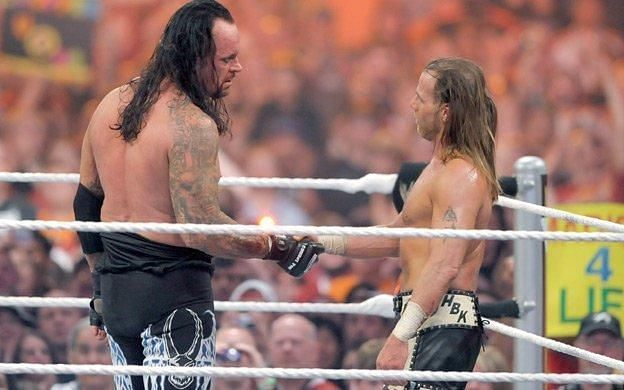The Undertaker and Shawn Michaels headlined WrestleMania 26
