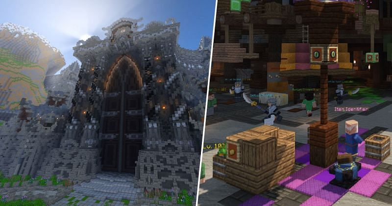 5 best Minecraft RPG servers for Java Edition