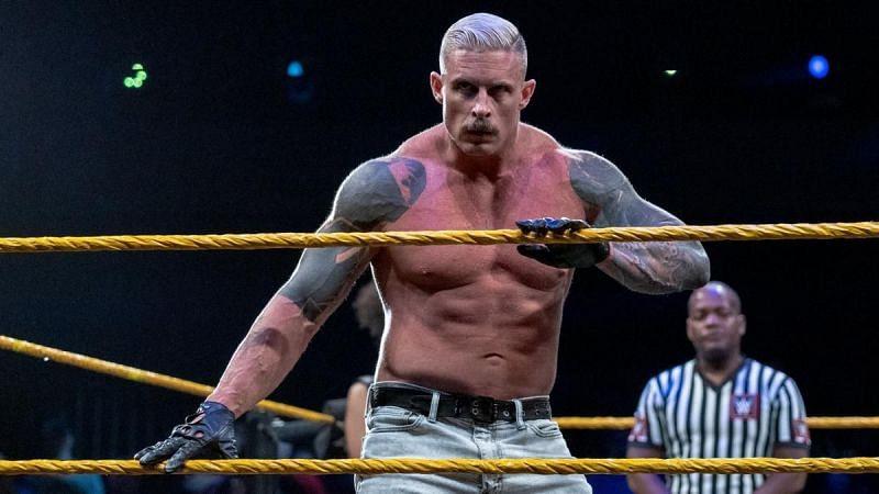 Dexter Lumis on WWE NXT