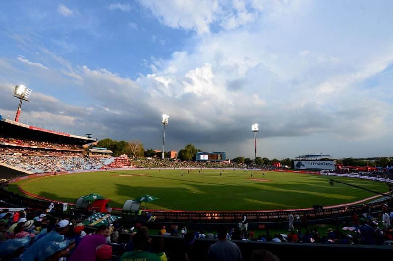 SuperSport Park will host the first Test match between South Africa and Sri Lanka