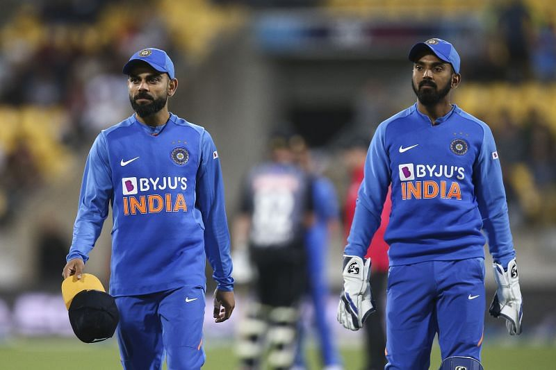 KL Rahul and Virat Kohli have been two of India
