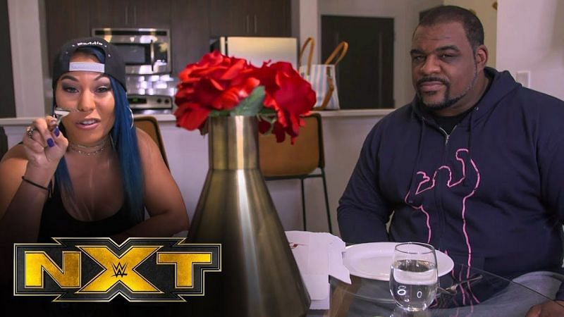 Mia Yim and Keith Lee have been dating even before they joined NXT
