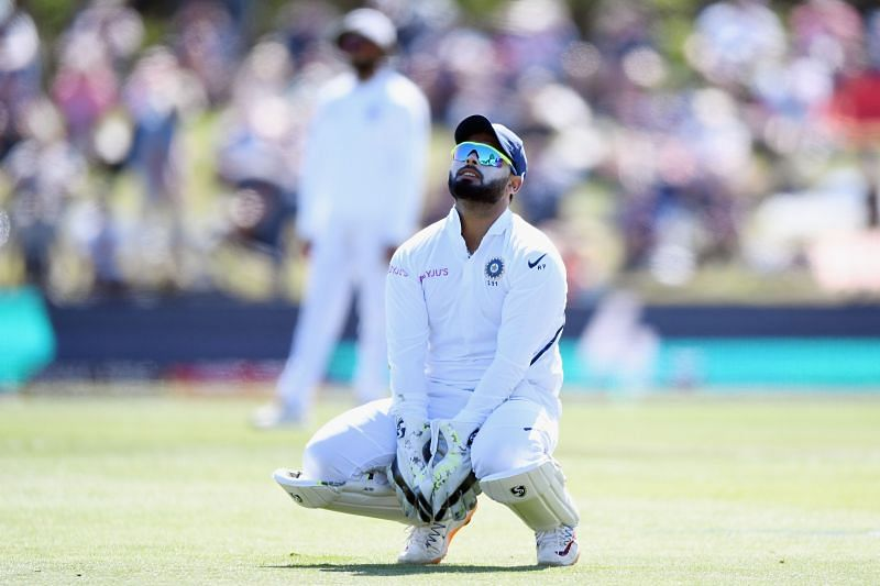 Rishabh Pant was not fielded in the India A team for the first warm-up match