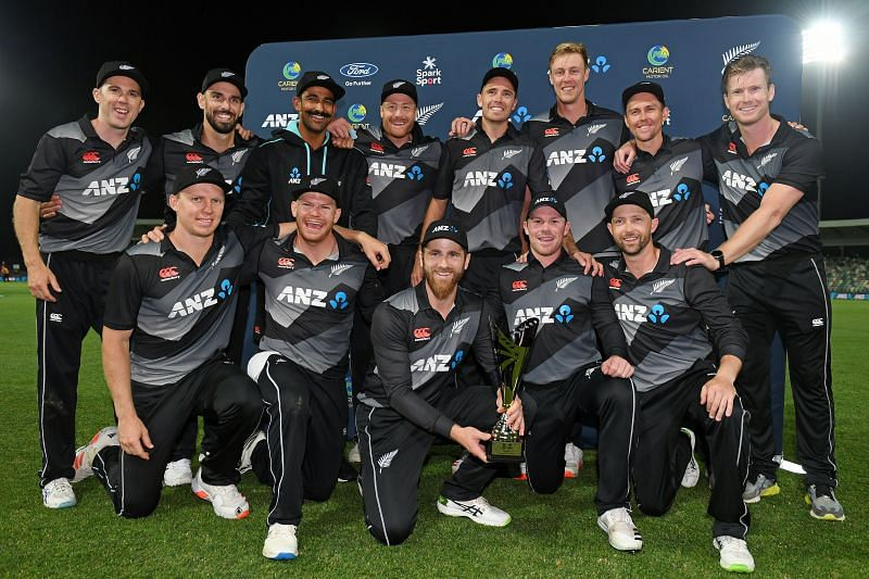 Despite defeat in the third T20I, New Zealand won the series