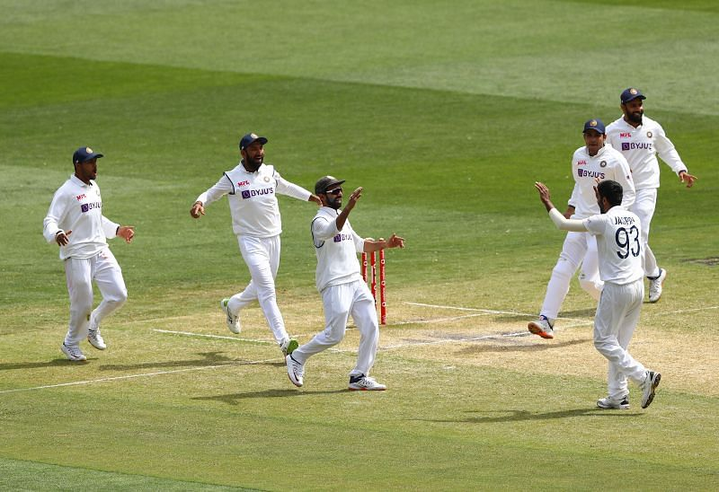 India clinched an 8-wicket win against Australia