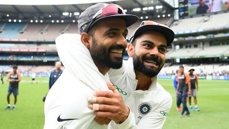 Virat Kohli will hand over the captaincy to Ajinkya Rahane after the first Test