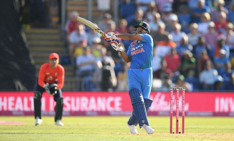 Suresh Raina played 18 Tests and 226 One Day Internationals for India.