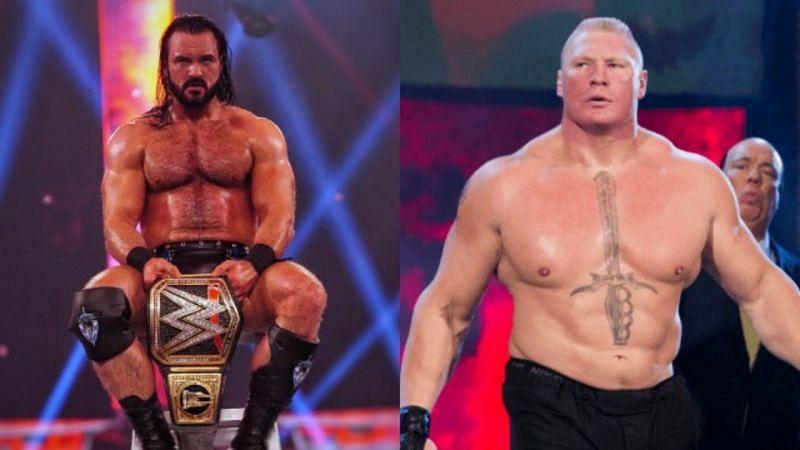 ड्रू मैकइंटायर ने TLC 2020 में एजे स्टाइल्स और ड्रू मैकइंटायर को हराकर अपना WWE चैंपियनशिप बरकरार रखा