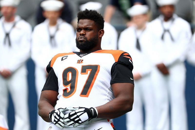 Geno Atkins out for the rest of the 2020 NFL Season