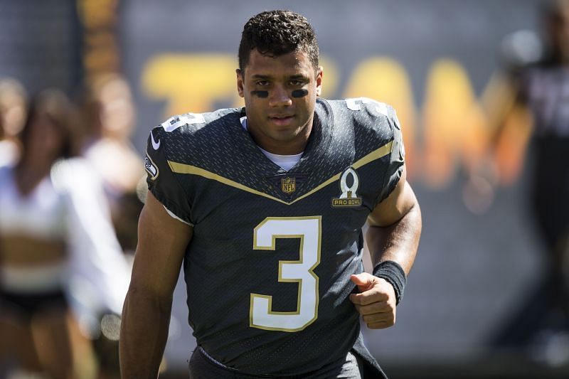Russell Wilson is an 8-time Pro Bowler