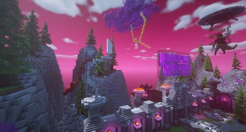 Purple Prison is a prison based and heavily economy driven Minecraft server