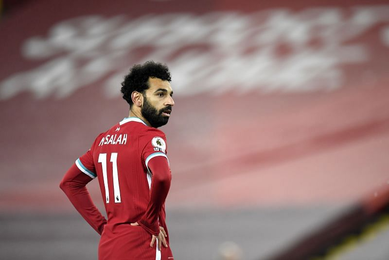 Mohamed Salah has been a fine player for Liverpool
