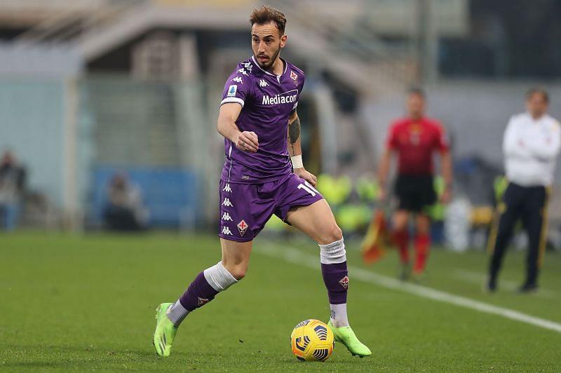 Gaetano Castrovilli has been Fiorentina