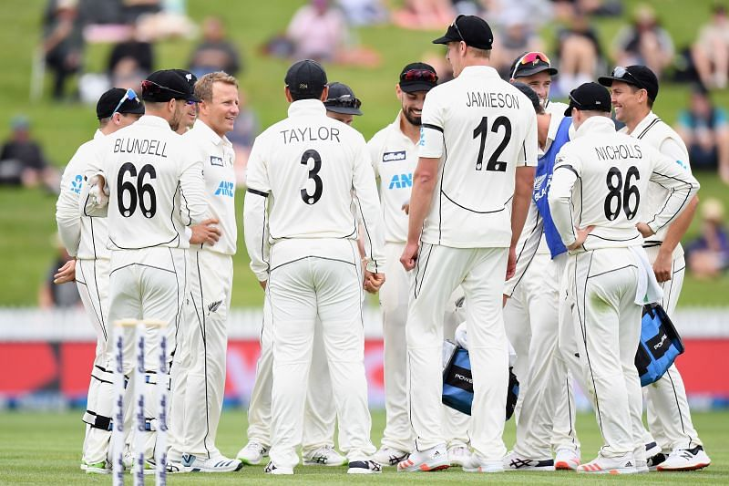 Can New Zealand defeat the West Indies team in Wellington?