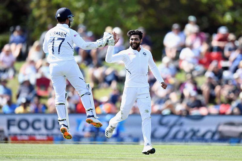 Ravindra Jadeja has moved ahead of R Ashwin in the Test pecking order