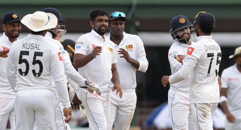श्रीलंका टीम