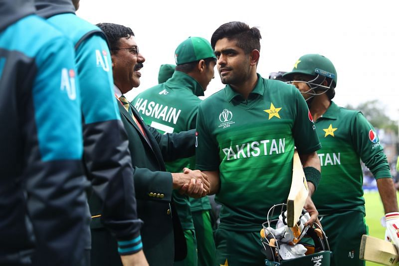 Babar Azam will first lead Pakistan in Tests against New Zealand