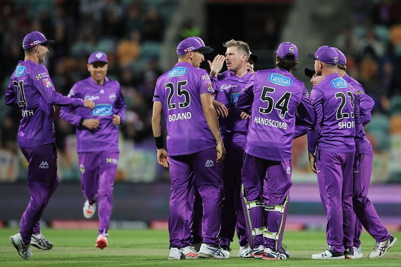 The Hobart Hurricanes will be looking to bounce back from their defeat to the Adelaide Strikers.