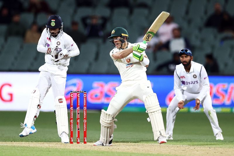 Australia v India: 1st Test - Day 2