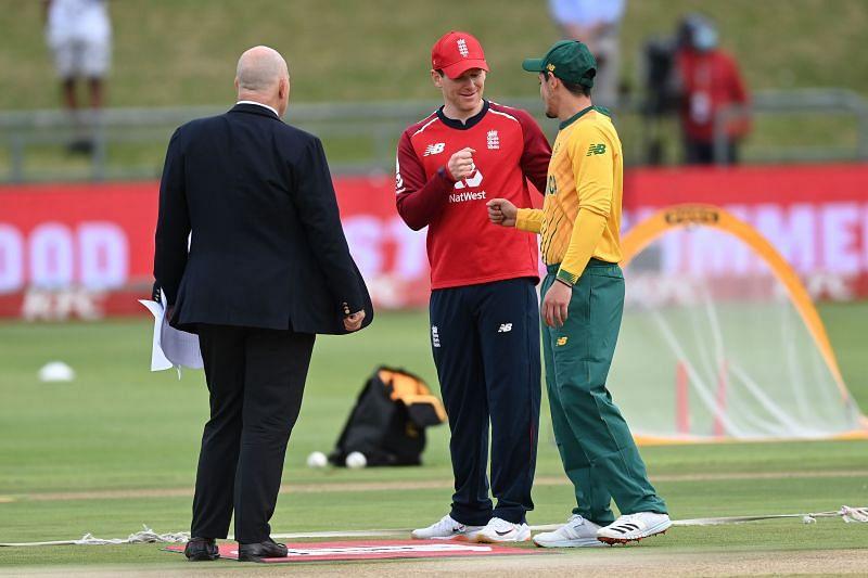 इंग्लैंड  vs साउथ अफ्रीका