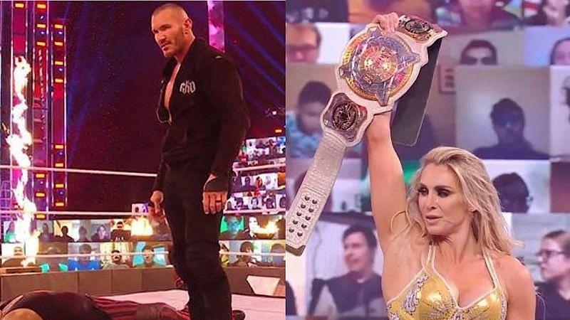 WWE TLC 2020 was certainly a newsworthy show.