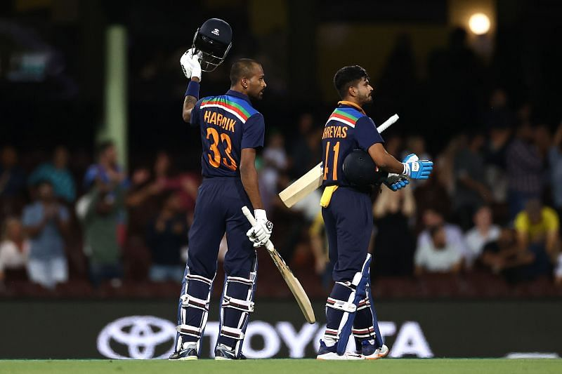 The unbeaten partnership that helped India win the second game.