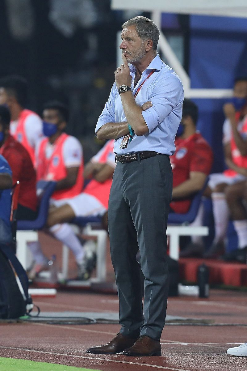 Odisha FC head coach Stuart Baxter would be eager to end his team