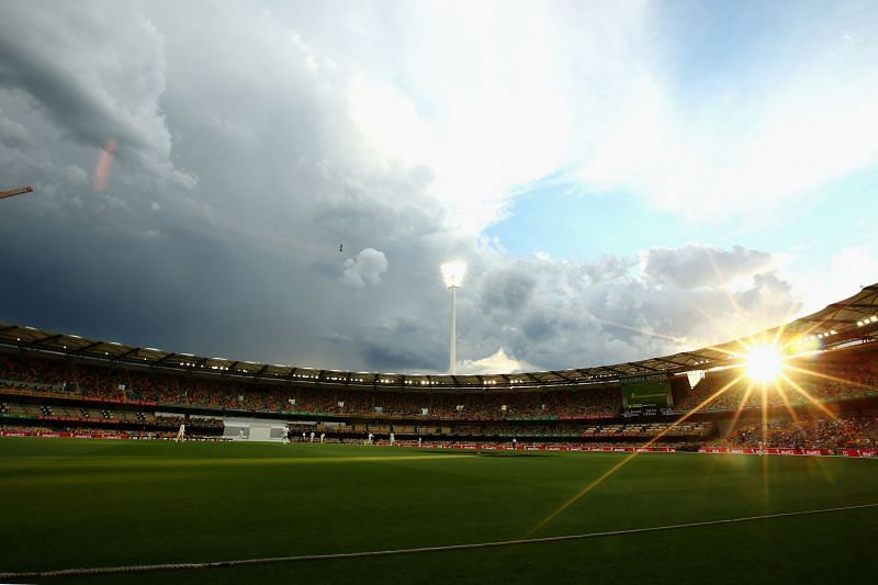 The Gabba will host the final Test between India and Australia