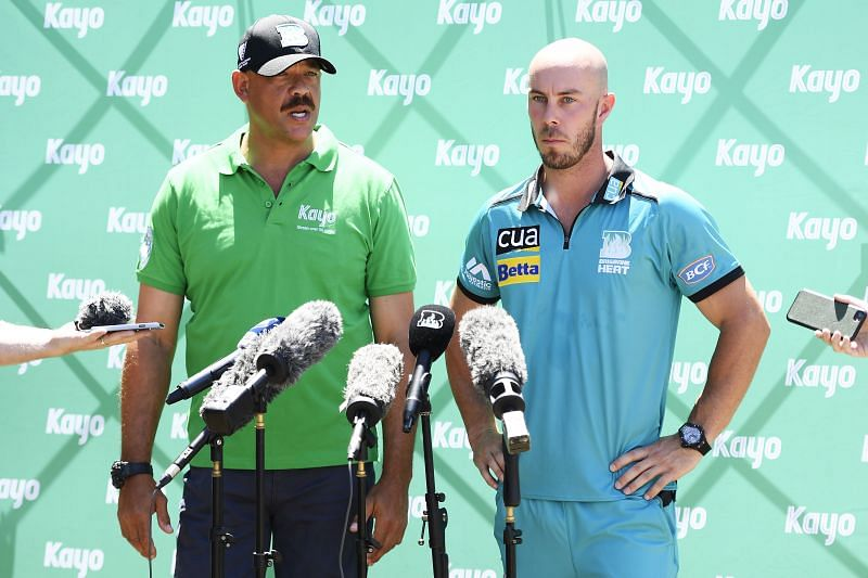 Andrew Symonds (left) feels the BCCI have