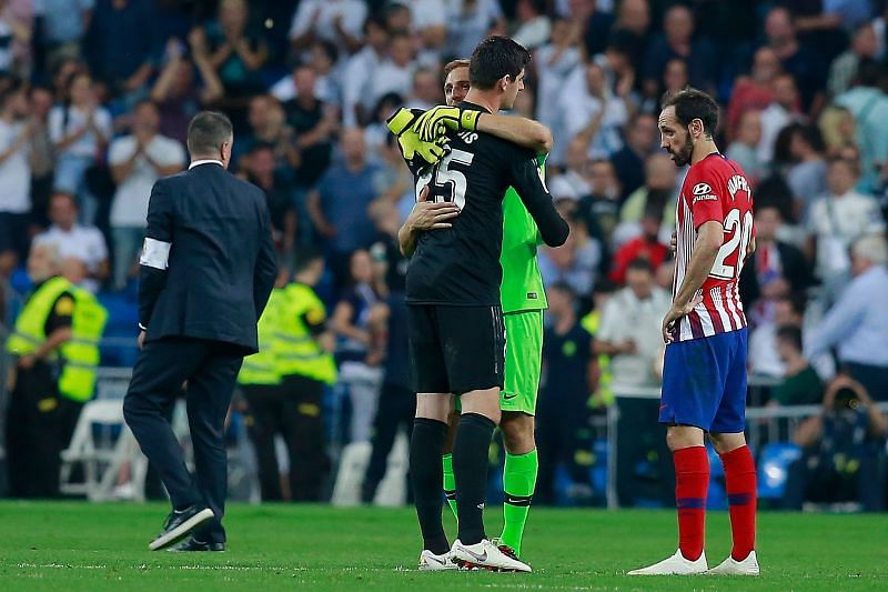 Jan Oblak and Thibaut Courtois are regarded as among the best goalkeepers in La Liga