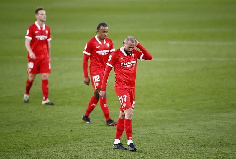 Sevilla play Real Sociedad on Saturday