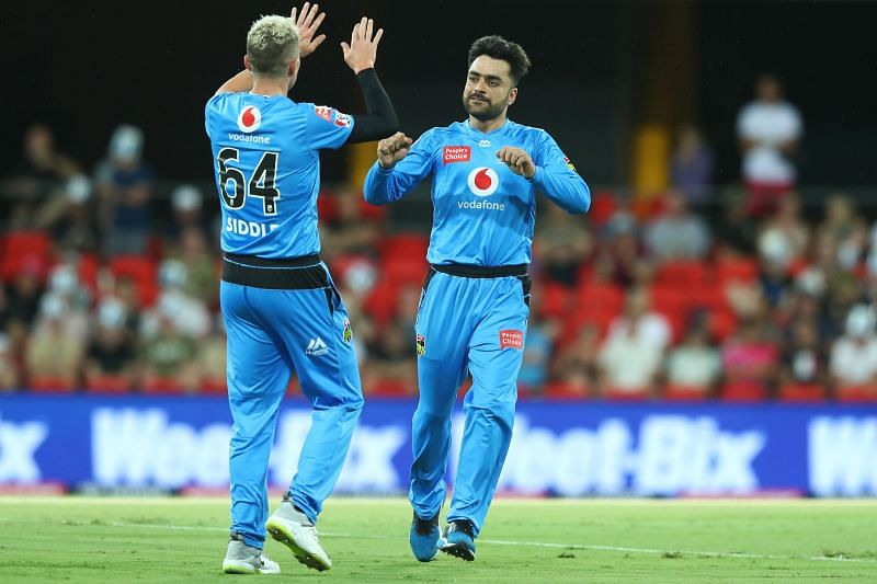 Rashid Khan has been in great form in the past few games.