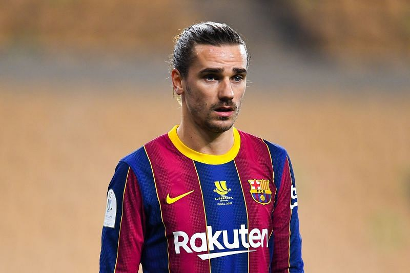 Barcelona Dressing Room Unhappy With Antoine Griezmann S Post Match Comments Following Supercopa Defeat Reports