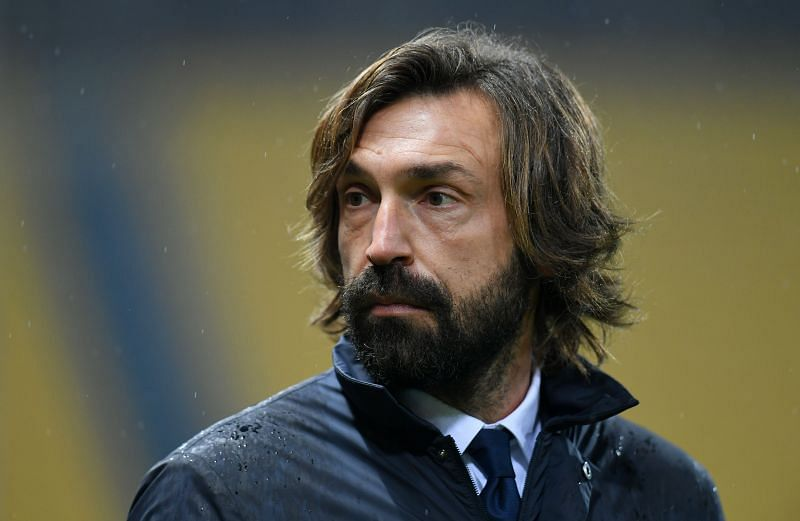 Andrea Pirlo needs time at Juventus