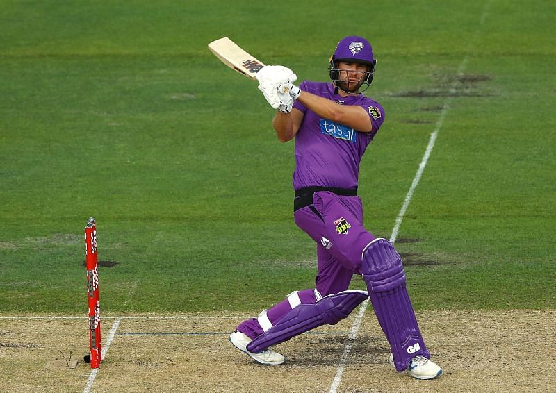 Dawid Malan will be in BBL action for the Hobart Hurricanes on Thursday