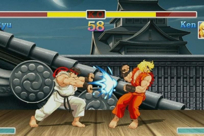 Street Fighter 2 was incredibly successful, but the mechanics have changed a lot since (Image via Red Bull)