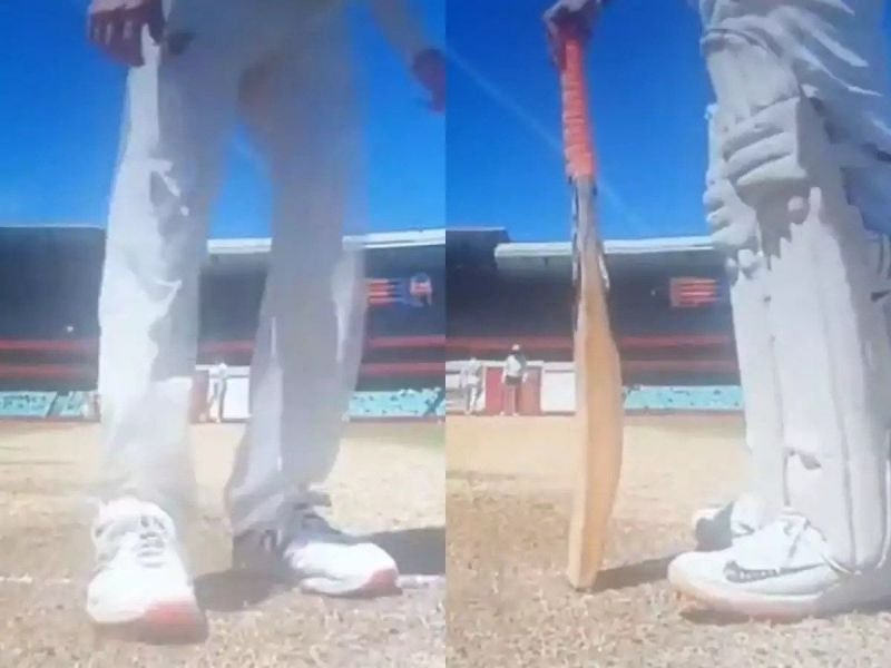 Stump camera had caught Steve Smith allegedly scuffing up Rishabh Pant