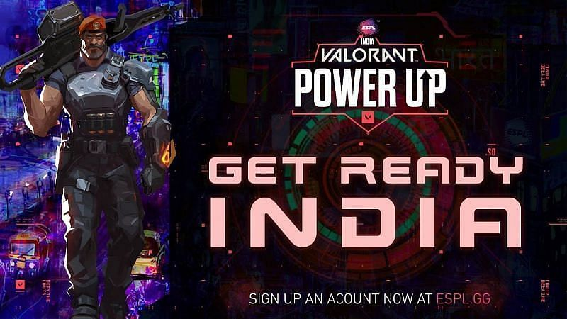Valorant Power Up India (Image via ESPL India)