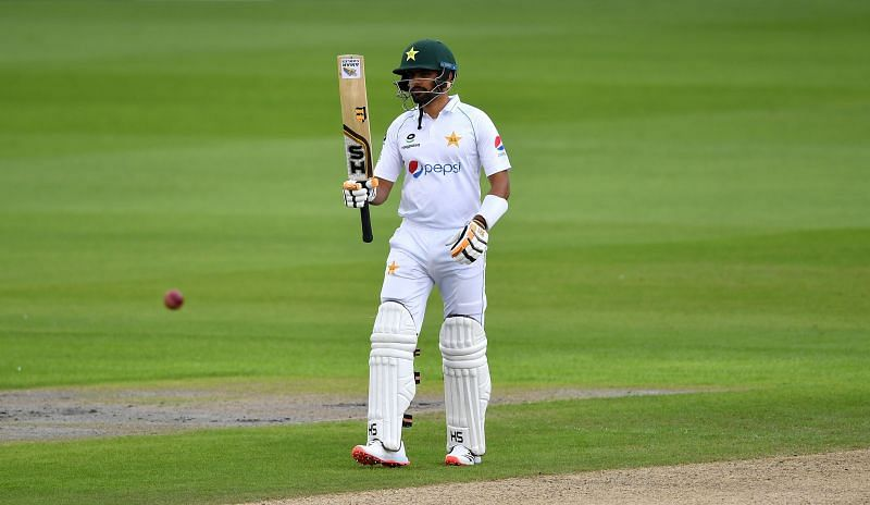 Pakistan captain Babar Azam enjoyed a stellar year with the bat