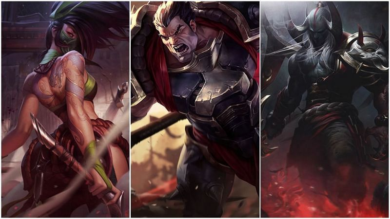 Massive champion changes are coming in League of Legends patch 11.2 (Image via Riot Games)