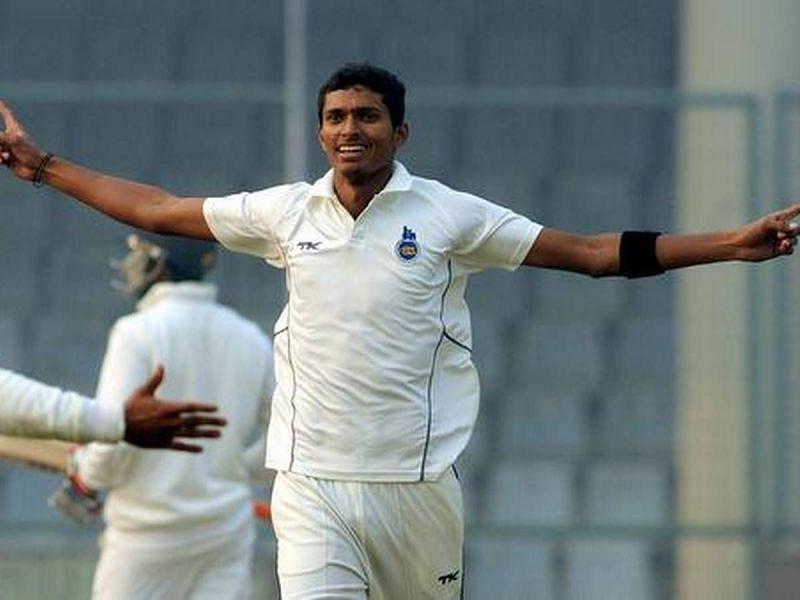 In his breakthrough Ranji Trophy season in 2017-18, Navdeep Saini picked up 34 wickets.
