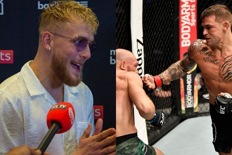 Jake Paul has a message for Conor McGregor after UFC 257