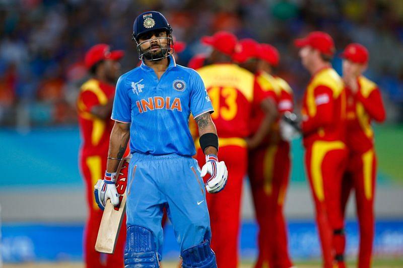 India will battle Zimbabwe this year