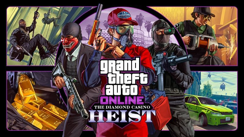 Every GTA Online update helps introduce more content to keep players entertained (Image via Rockstar Games)