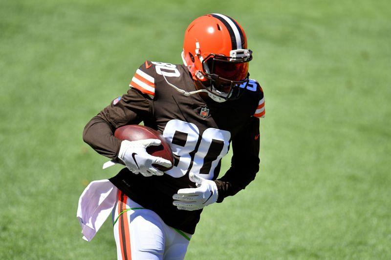 Cleveland Browns wide receiver Jarvis Landry