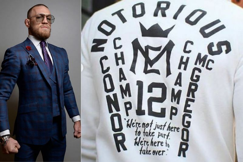Conor McGregor and Roots of Fight have announced a new clothing collection (Image credits: Roots of Fight IG)